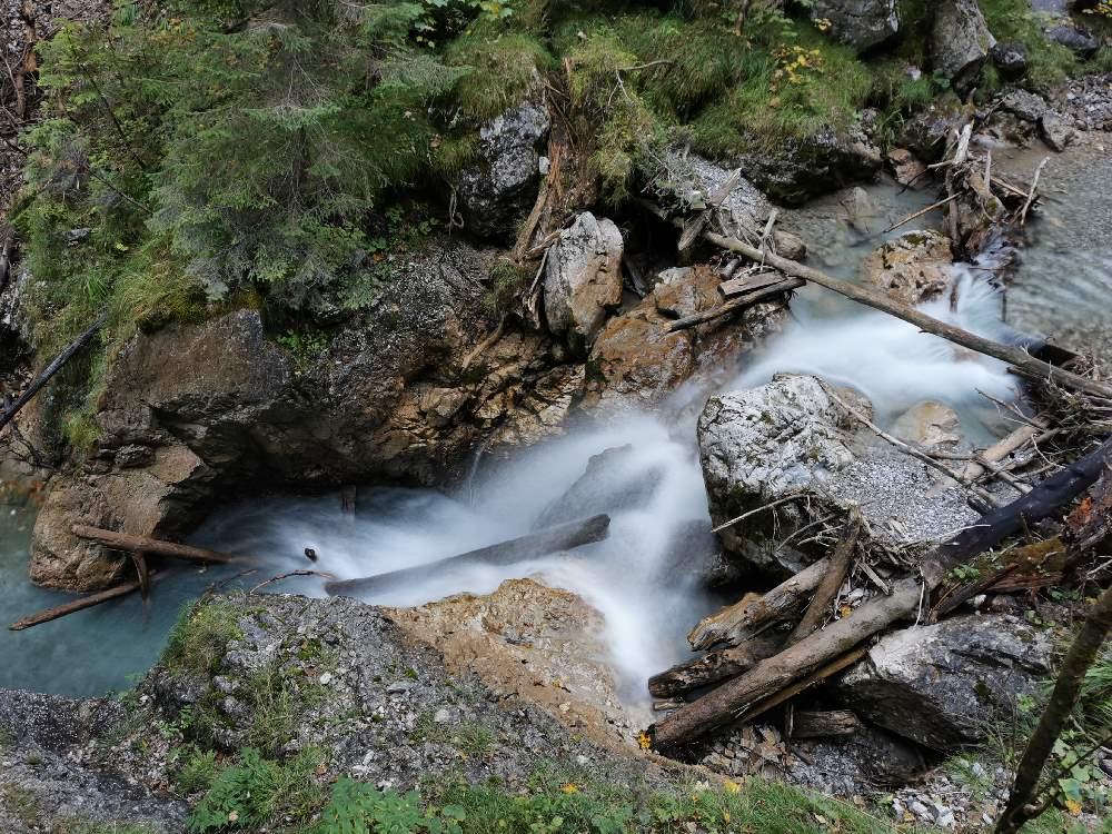 Die Wolfsklamm Wanderung in Tirol