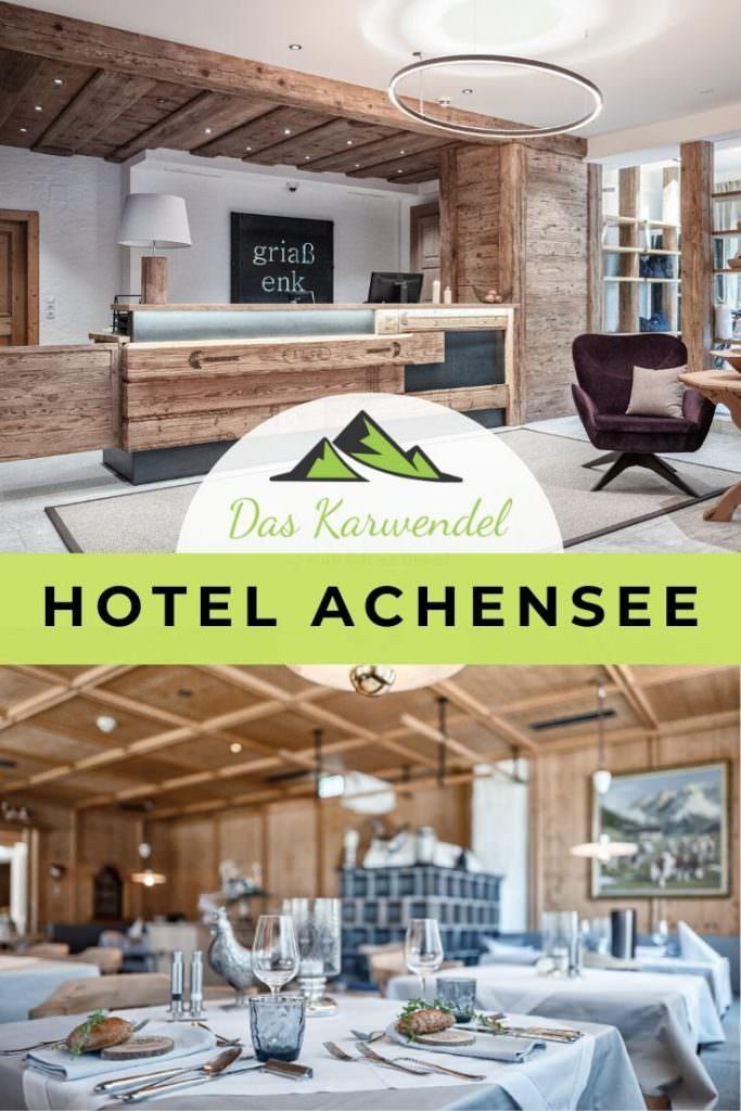 Hotels Karwendel Achensee
