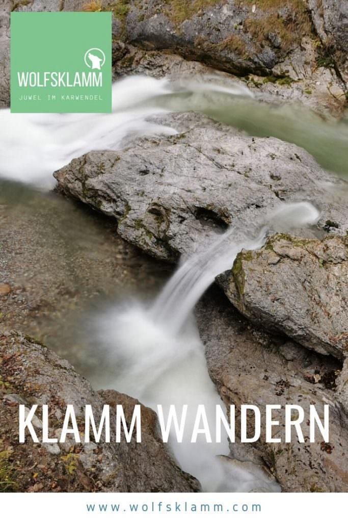 Klamm wandern - die besten Wege zum Wandern durch die Schluchten und Klammen in Tirol