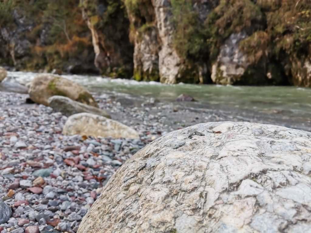 Kundl wandern - direkt ans Wasser, wohltuend bei Hitze