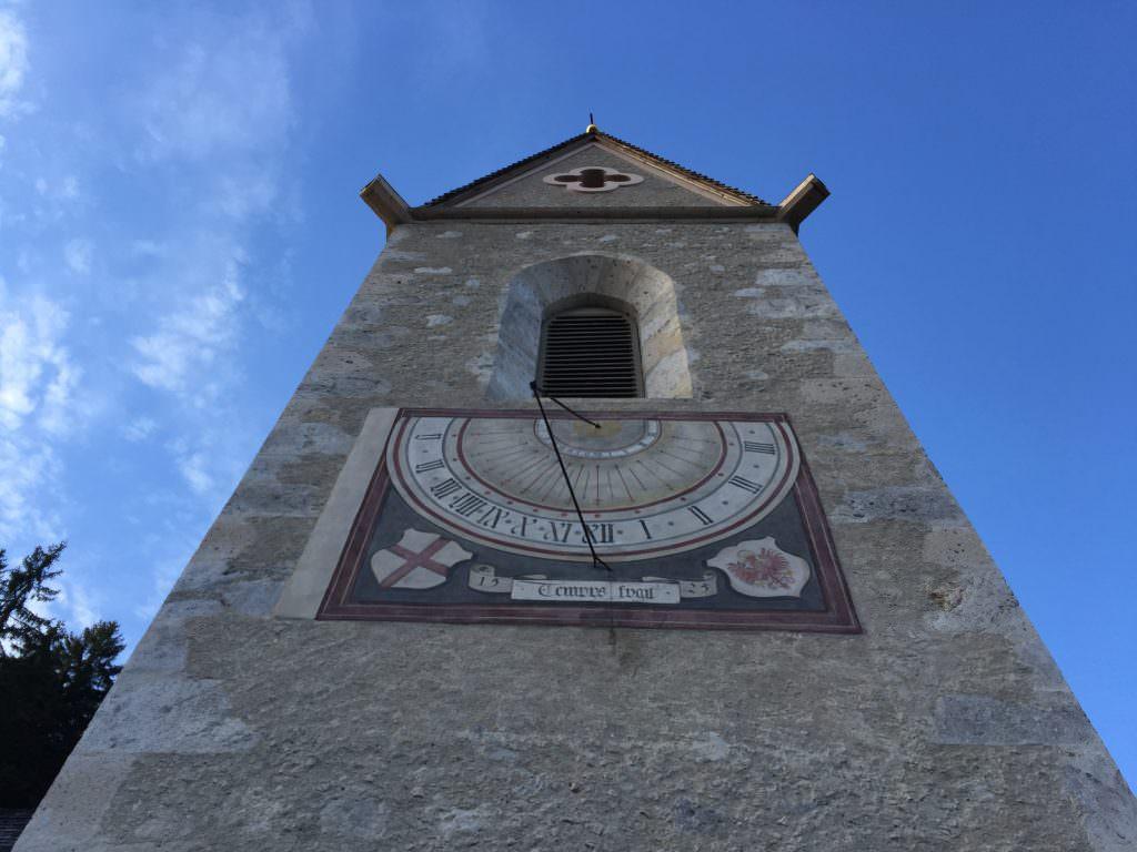 Messe St. Georgenberg