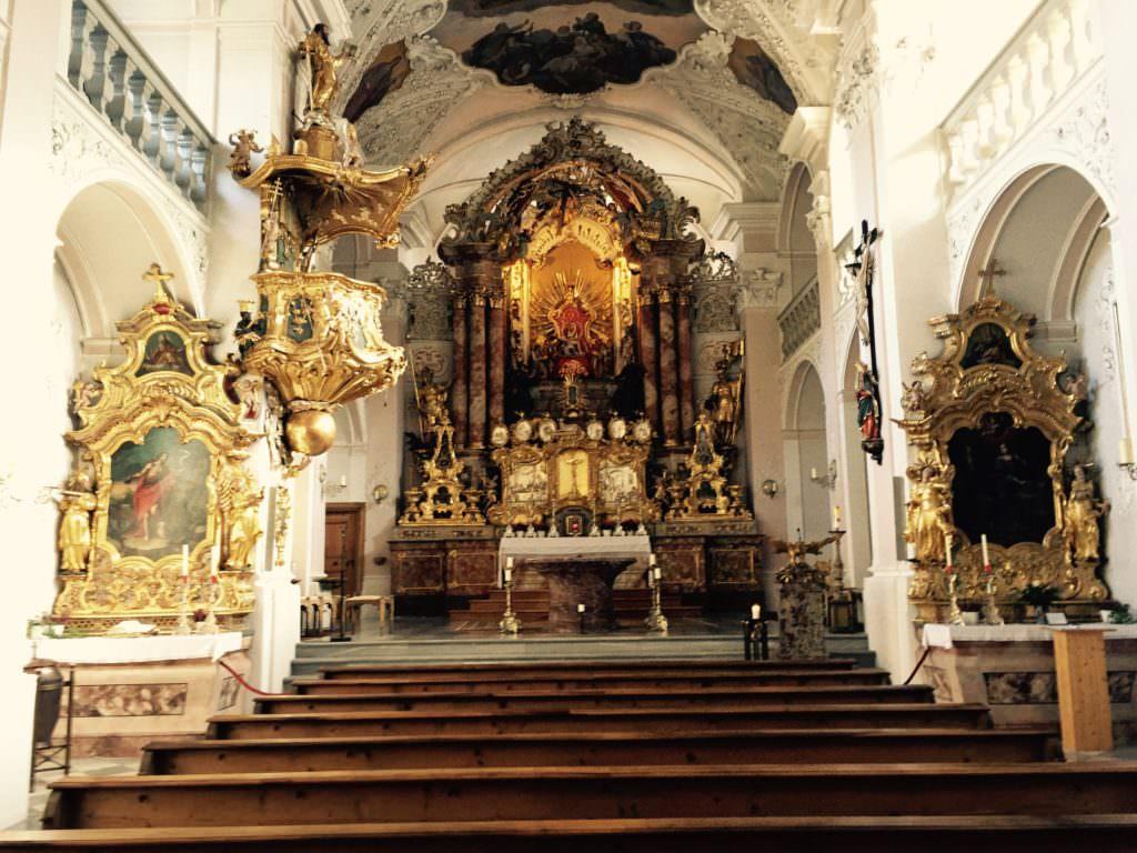 Wallfahrtsorte Tirol - neben St. Georgenberg gibt´s weitere bekannte Wallfahrtskirchen