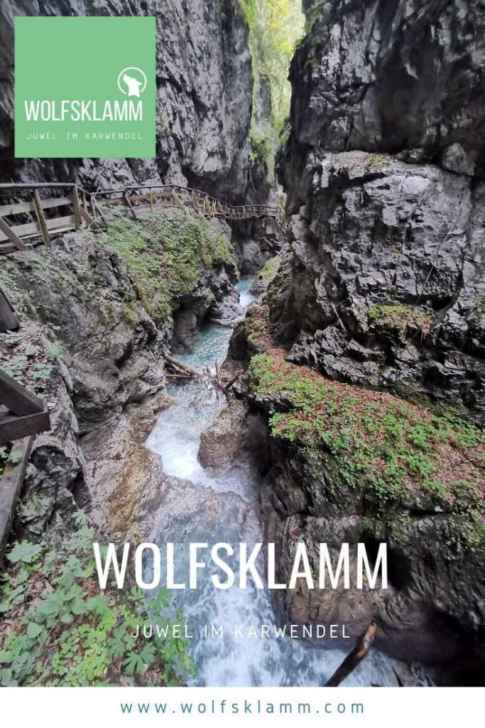 Wolfsklamm