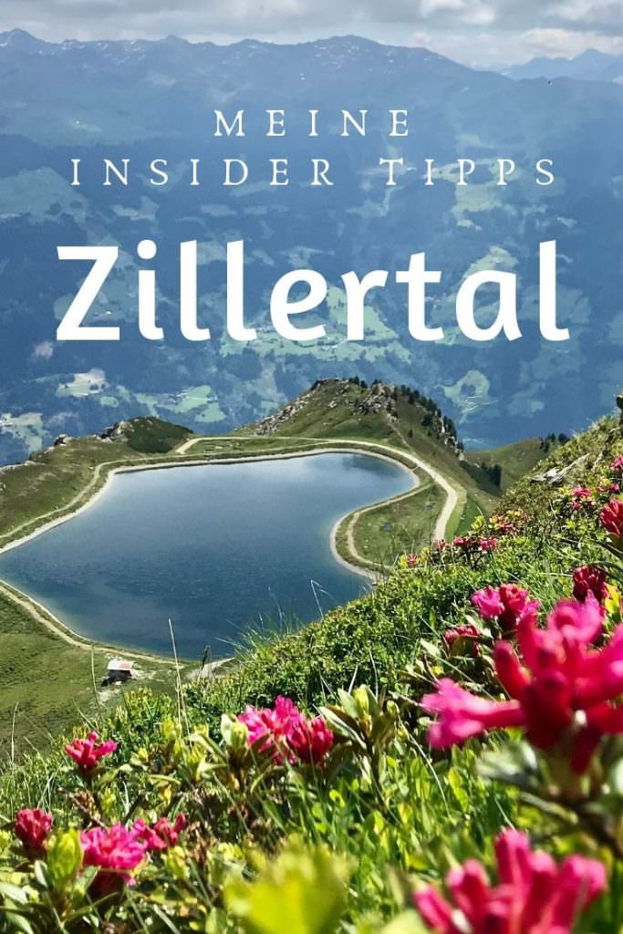 Ausflugsziele Tirol - das Zillertal