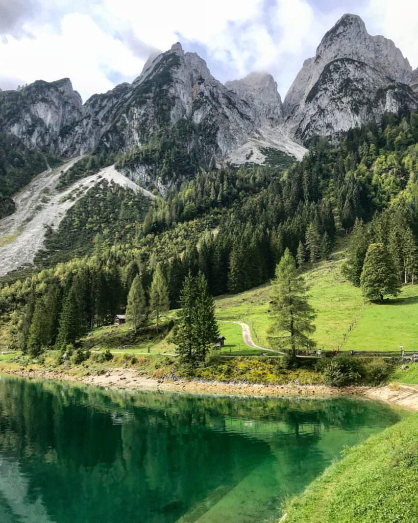 Sehenswürdigkeiten Alpen: Gosausee im Salzkammergut
