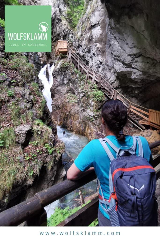 Naturwunder Österreich: Die Schlucht Tirol ist absolut sehenswert