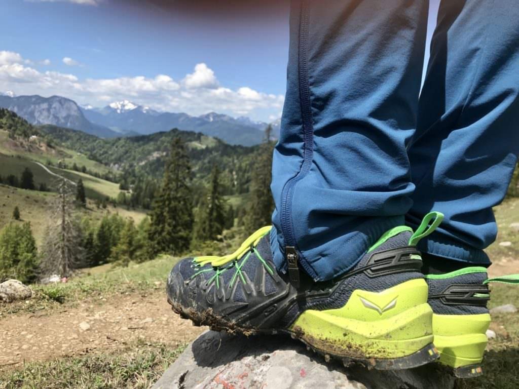 Mein Tipp: Die halbhohen Salewa Wanderschuhe - Wildfire Edge
