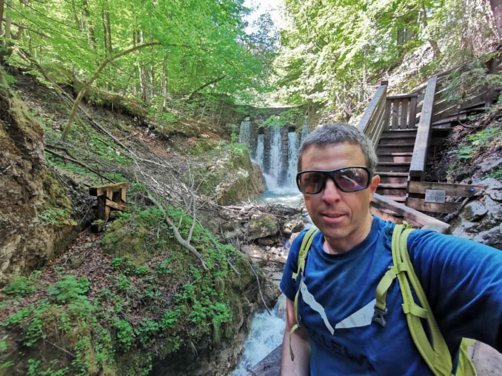 Mehr Wolfsklamm Bilder und Eindrücke von der Klamm in Tirol