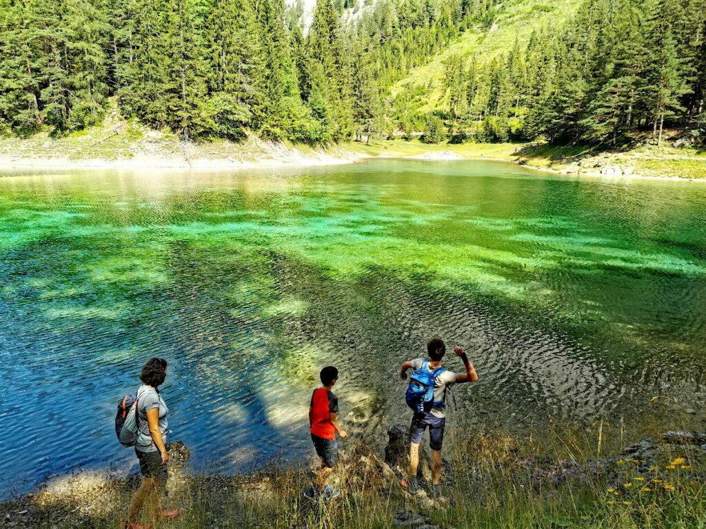 Grüner See - zum schönsten Platz in Österreich gekürt!