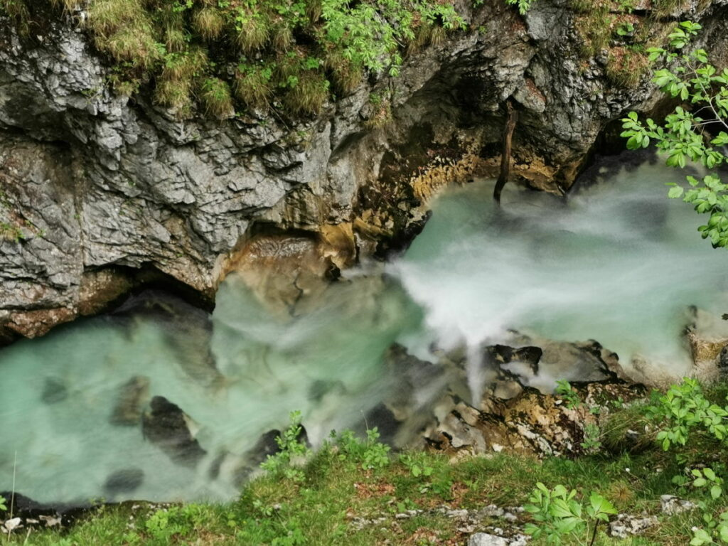 Klamm wandern - ich zeige die die Schluchten und Klammen in Tirol und Umgebung!