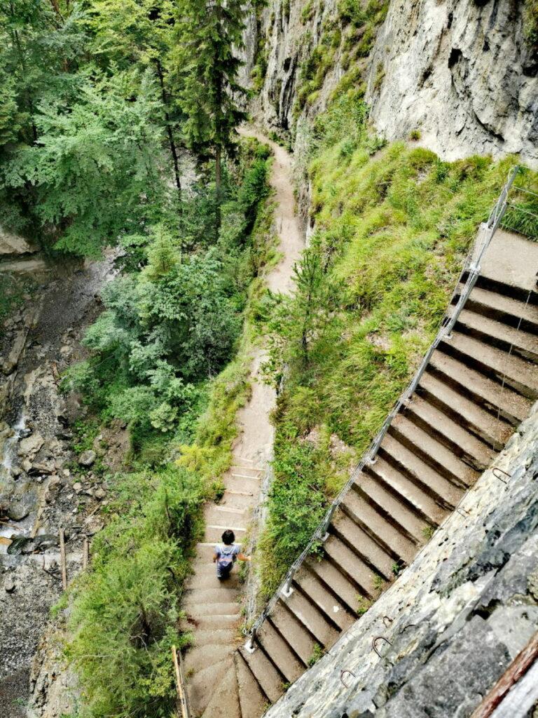 Ausflugsziele Tirol - entdecke die schönsten Schluchten und Klammen