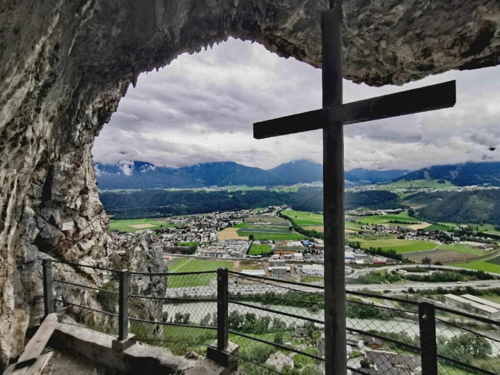 Von der Ehnbachklamm über die Kaiser Max Grotte wandern