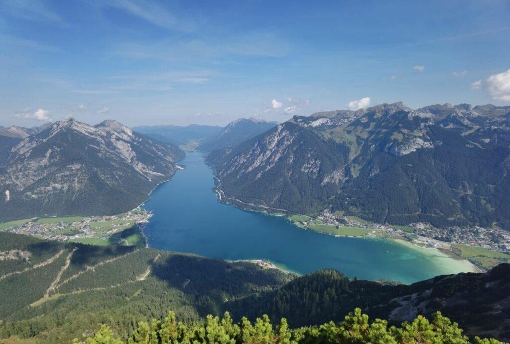 Alternative zum Wanderziel Weissenbachklamm - der Bärenkopf im Karwendel