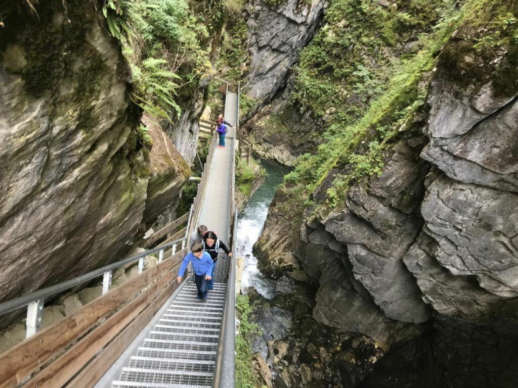 Neben der Gilfenklamm hat Südtirol einige weitere Naturwunder - zum Wandern oder für einen Ausflug im Urlaub